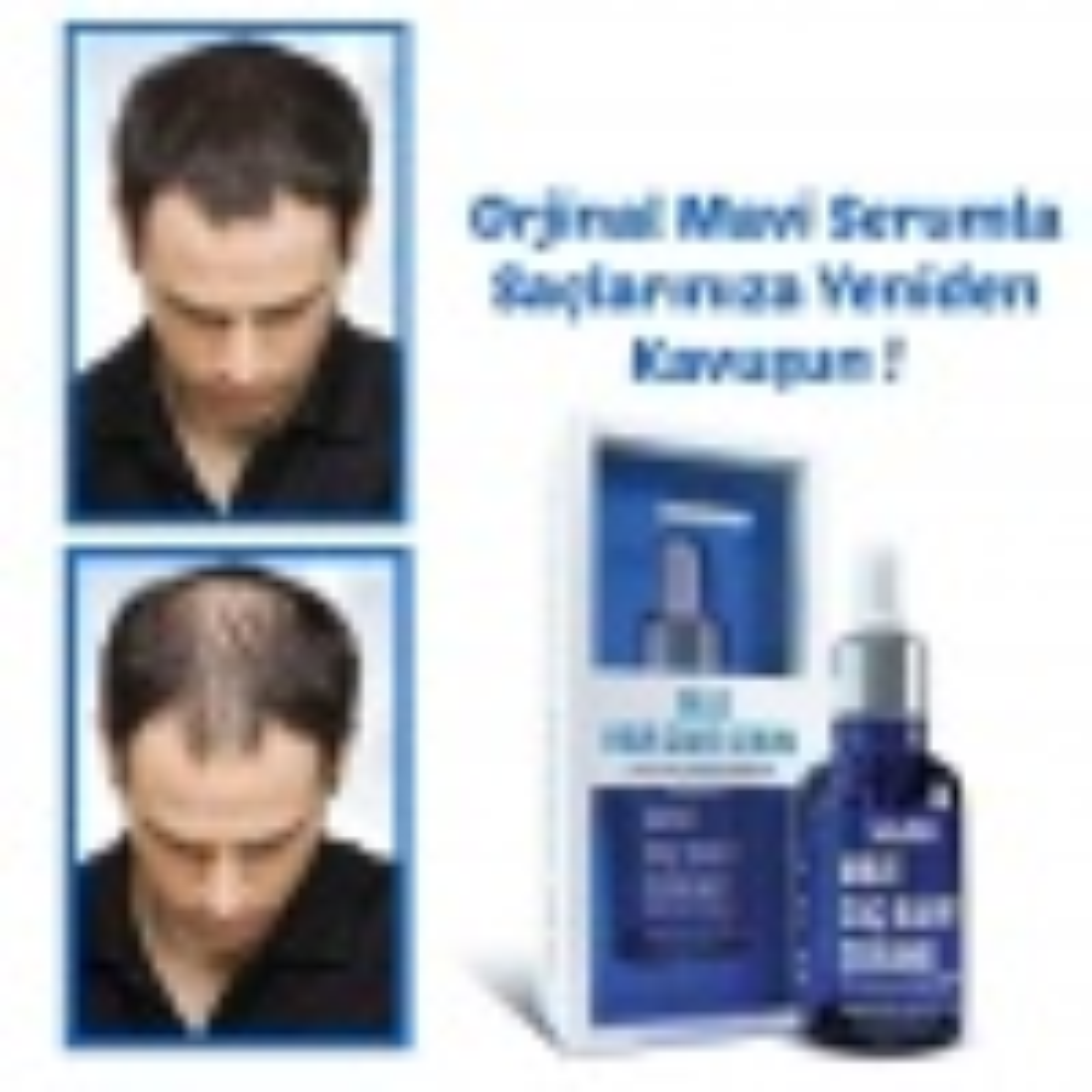 Luis Bien Mavi Saç Losyonu (İksir) 50 ML