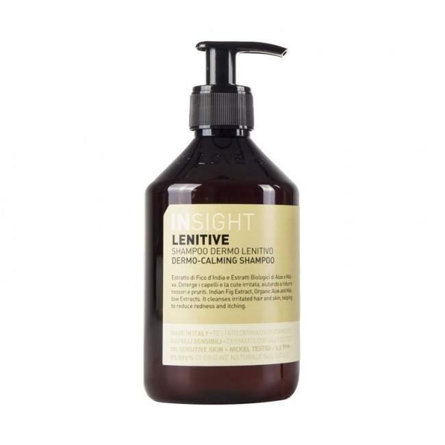 INSIGHT Lenitive Hassas Baş Derisi İçin Sakinleştirici Şampuan 400ml